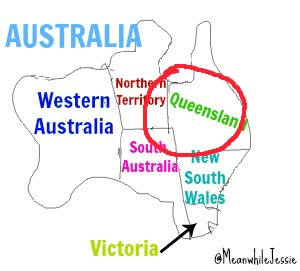 Map of Australian USD by MeanwhileJessie